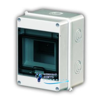 Щит пластиковый EP-LUX 5 мод. IP55 (КМПн 2/5)