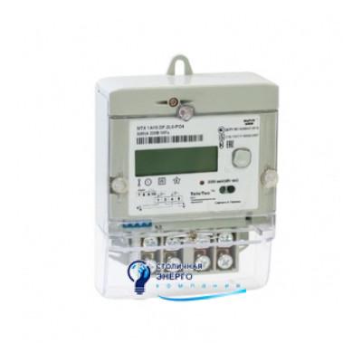 Электросчетчик однофазный MTX1A10.DH.2L0-PO4 (PLC) Teletec