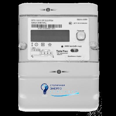 Электросчетчик однофазный NP-06 TD MME.1F.1SM-U Teletec