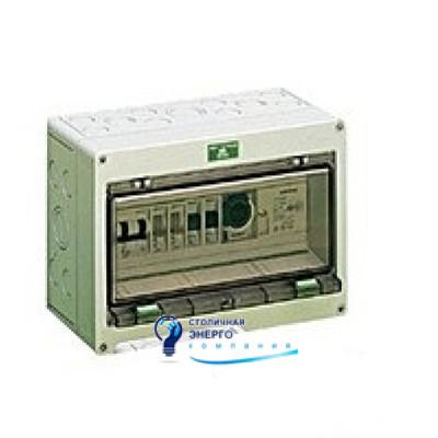 Распред.щит ЕК 012 для 12-х автомат. выкл