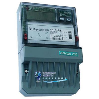 Электросчетчик трехфазный многотарифный 230 АRT-03 С(R)N