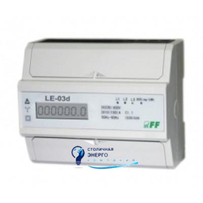 Счетчик электроэнергии ЛЕ-03Д (LE-03d)