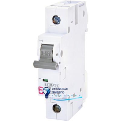 Автоматический выключатель ETIMAT 6 1p С 32А