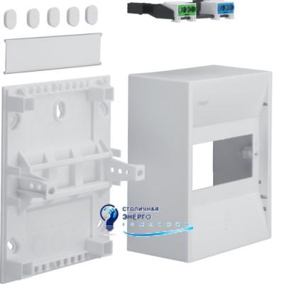Мини-щиток 30V GD106N на 6 модулей накладной Hager