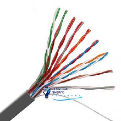 Lan-кабель КПВ-ВП (100) 24х2х0,51 (UTP-cat.5), бухта (305 м)