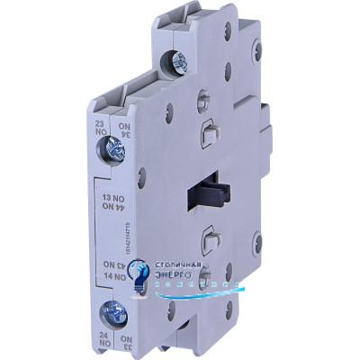 Блок контакт BCXMLE 20 (2NO) (боковой)